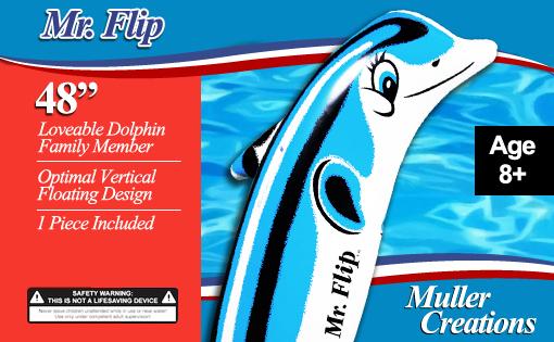 48″ Mr. Flip 3