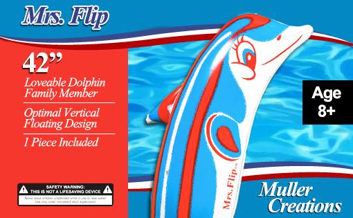 42″ Mrs. Flip 4